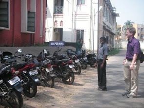 No parking gäller visst inte alla..