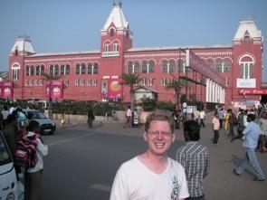 Chennais-centralstation